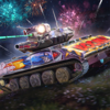 Игра -  World of Tanks Blitz