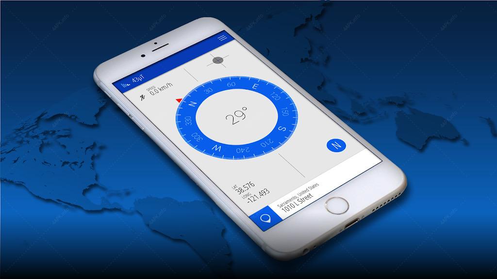 Скачать приложение компас для андроид бесплатно скачать пакет программ для проектирования