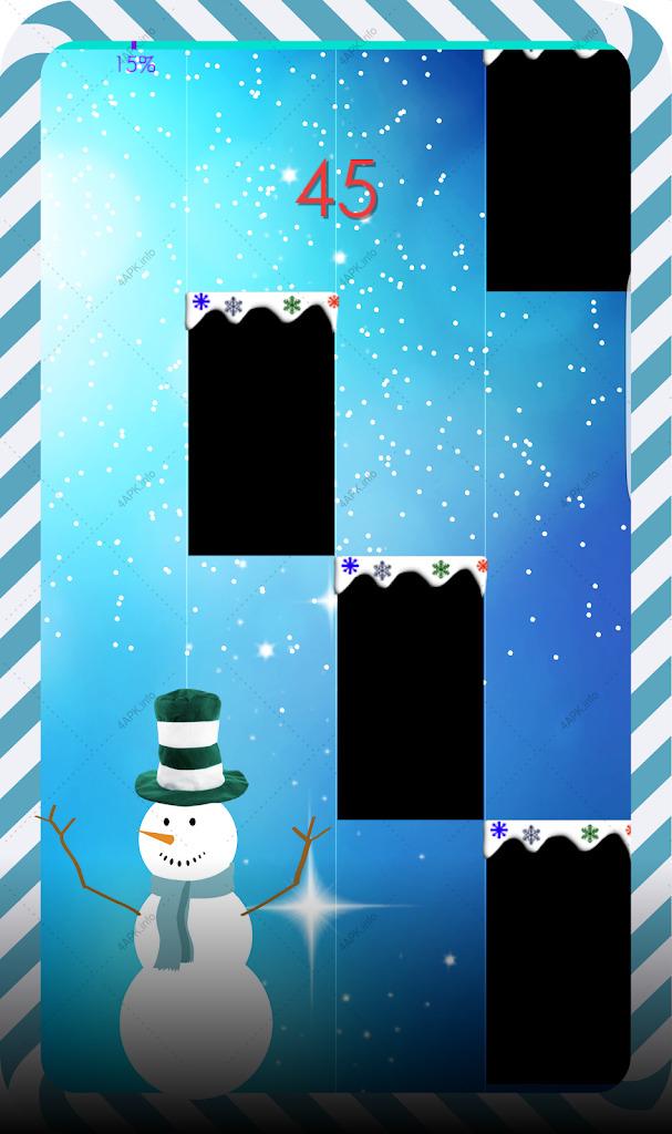 Фортепиано Рождественская screenshot