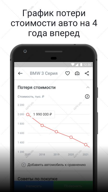 Am.ru — купить и продать авто screenshot