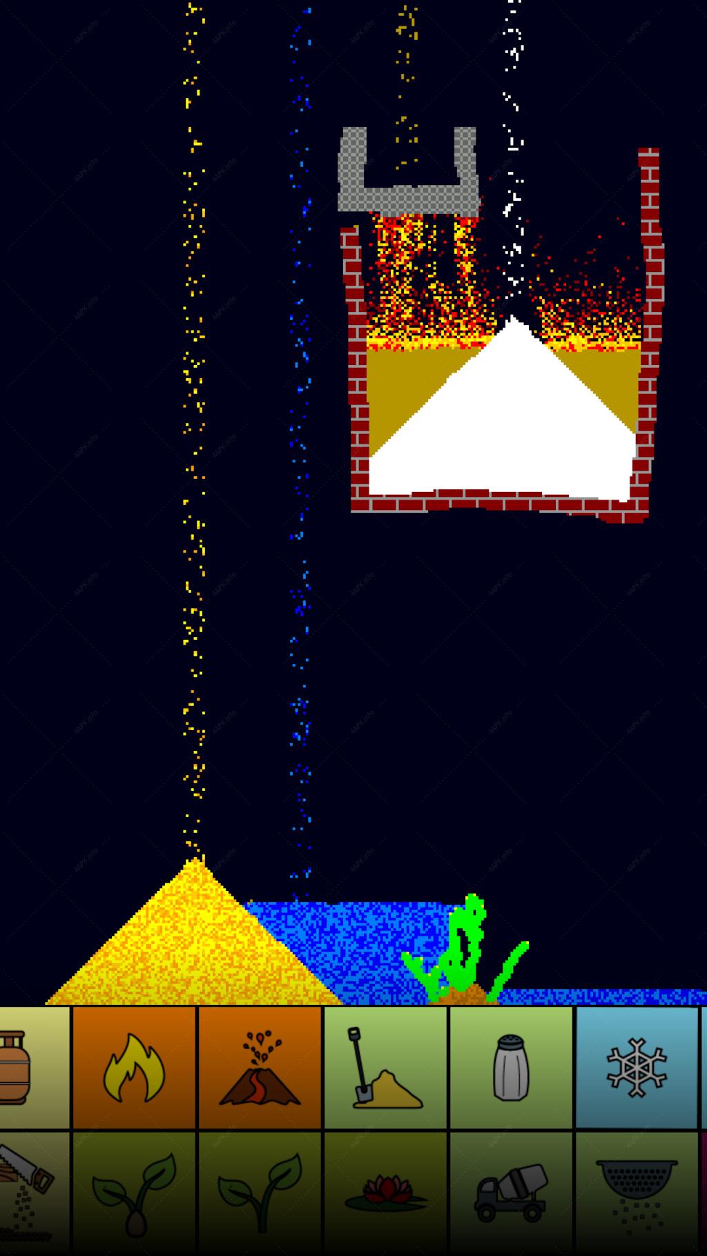 Песочница - успокаиваем нервы screenshot
