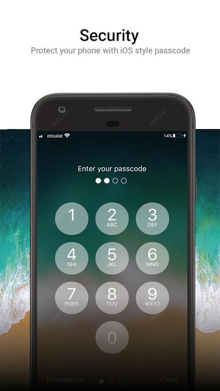 Скачать приложение экран блокировки айфон скачать программу ризон 5