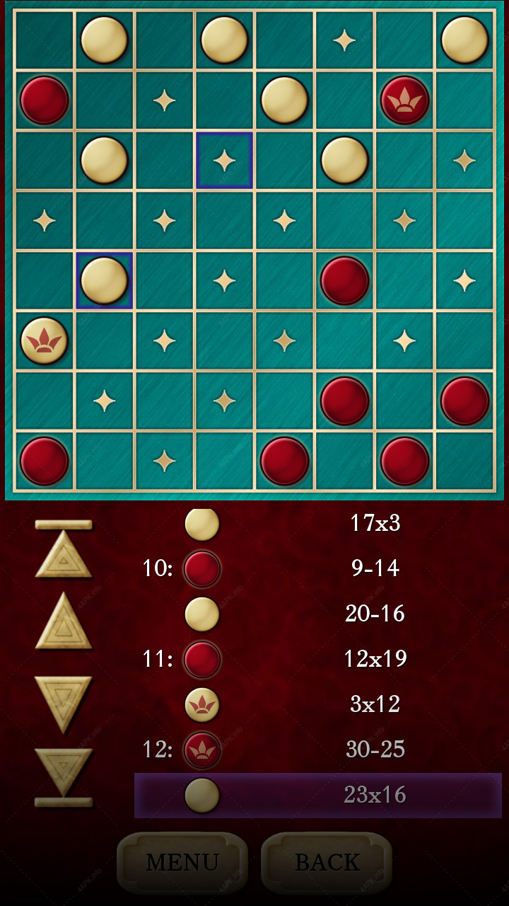 Checkers Free screenshot
