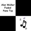 фортепианные плитки - Faded 13