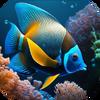 Приложение -  Аквариум 4K-видео живые обои