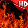 Приложение -  Огонь HD видео живые обои