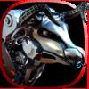 Приложение -  Робот бык живые обои