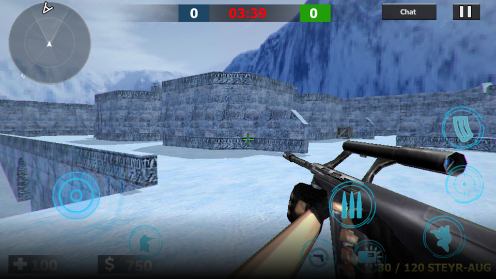 Counter Terrorist: Strike War screenshot