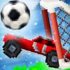 Игра -  Pixel Cars. Soccer