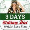 Приложение -  Super Military Diet Plan