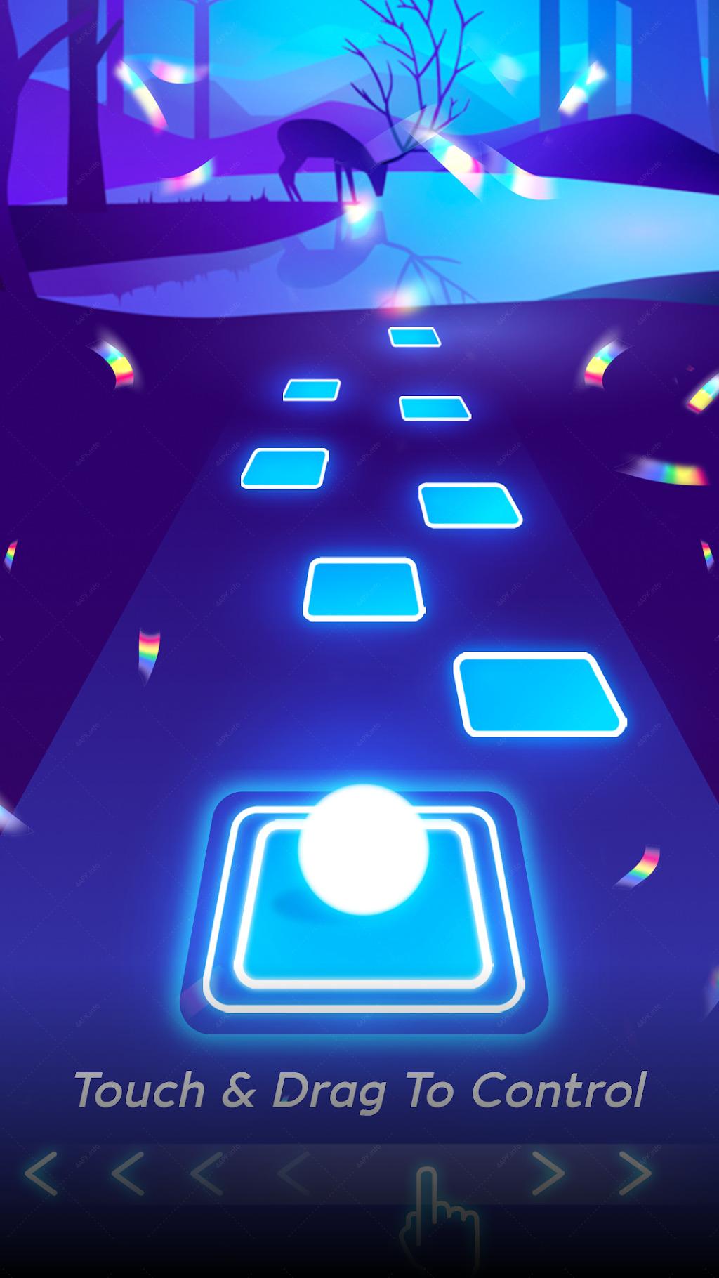 Tiles Hop: бесконечные танцы screenshot