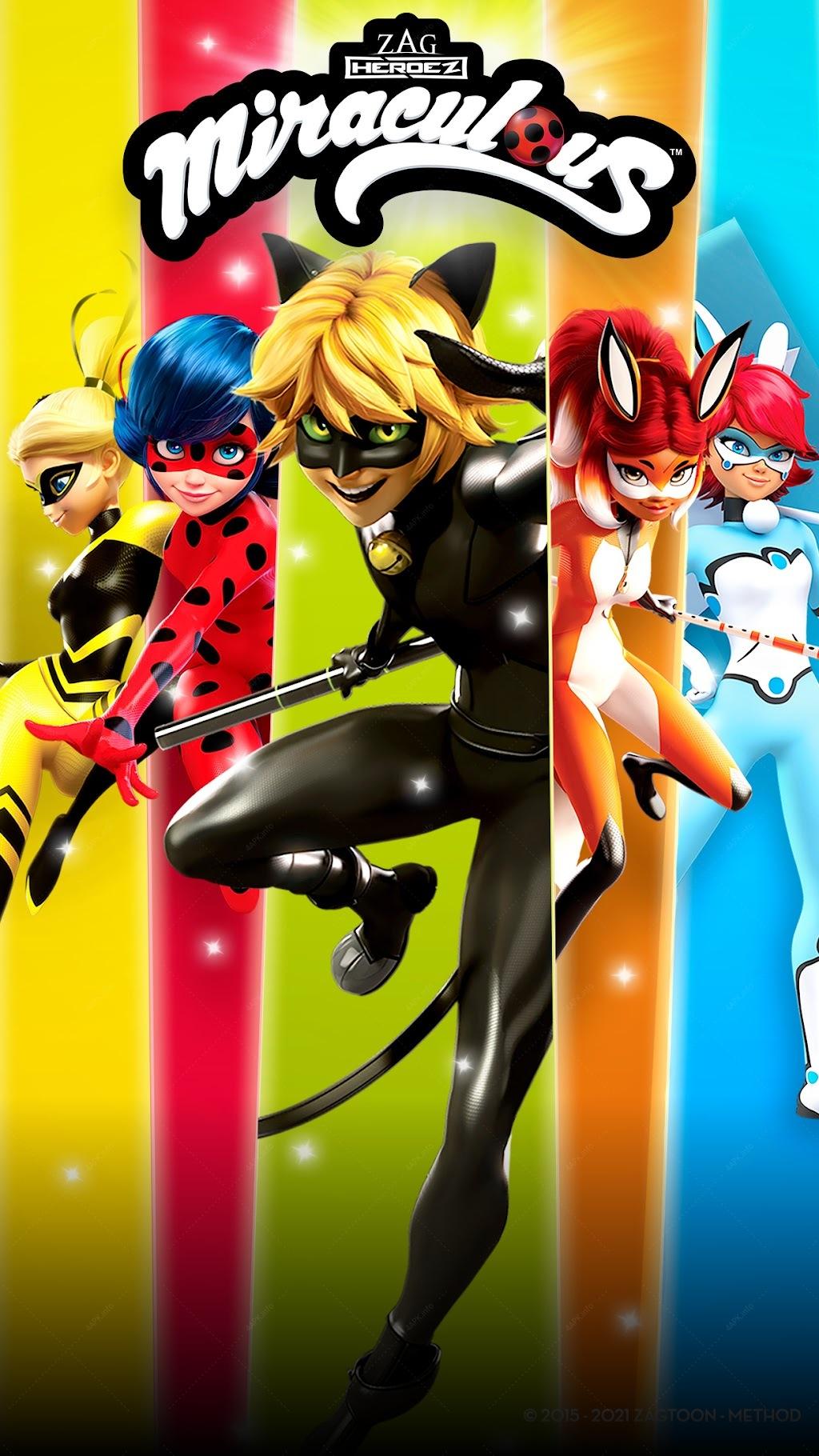 Леди Баг и Супер-Кот: Официальная игра screenshot