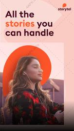 приложение Storytel - слушать аудиокниги screen_0.jpg