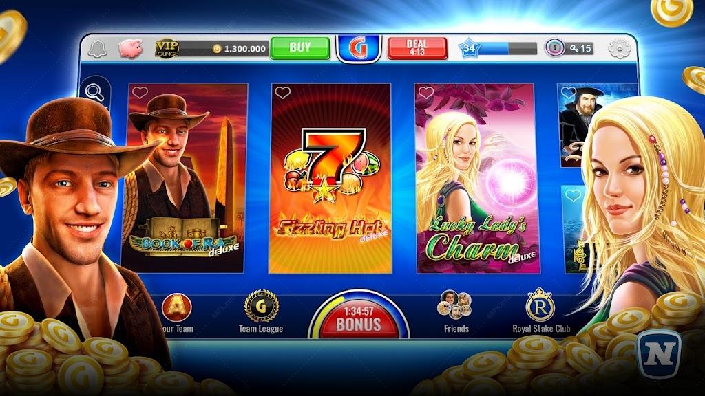 скачать игровой автомат бесплатно на андроид
