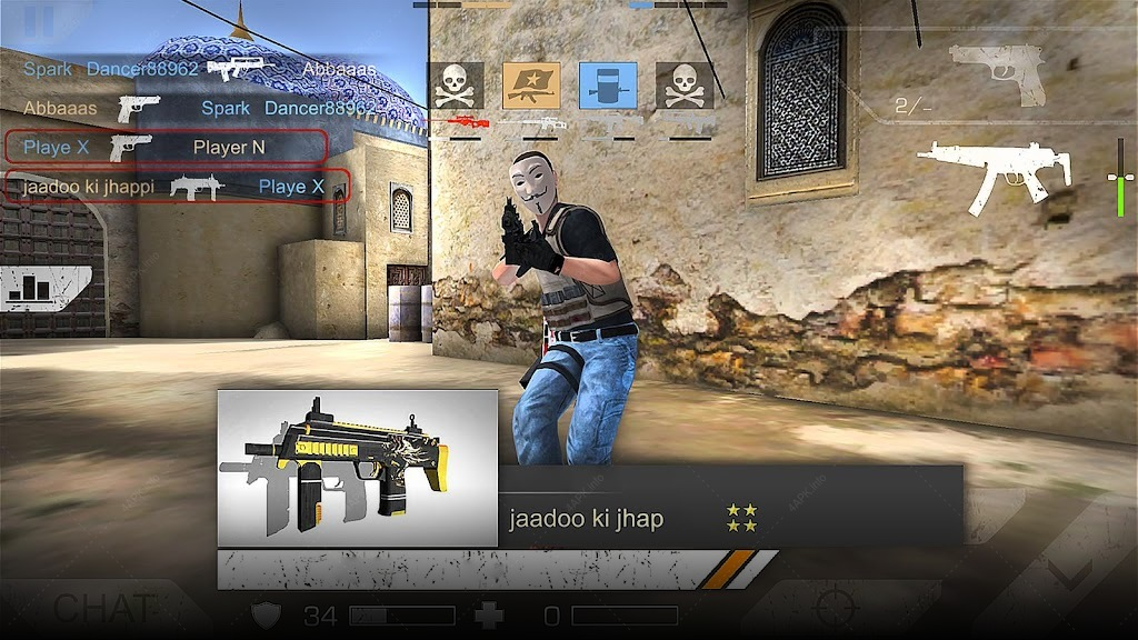 Standoff Мультиплеер screenshot