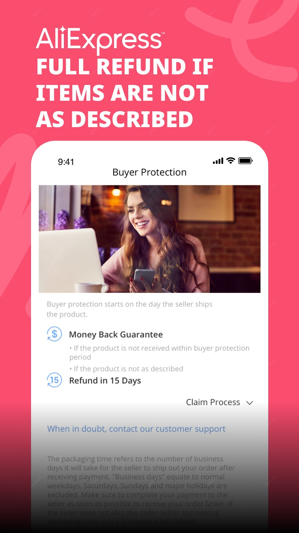 AliExpress на русском screenshot