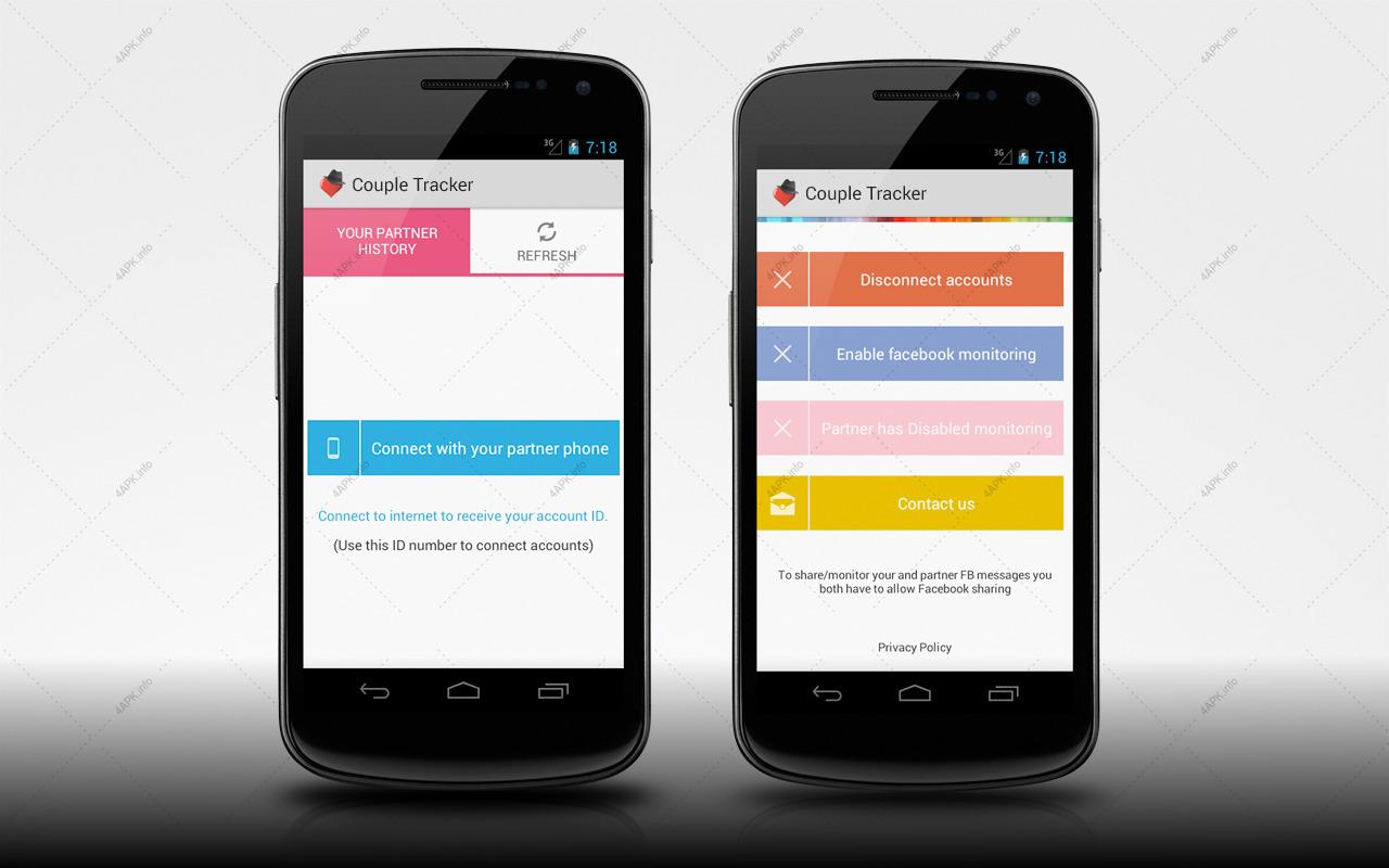 пара tracker - mobile мониторинг приложение v 1 98 скачать