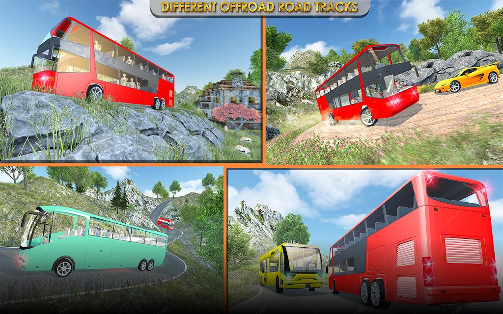 Автобус Simulator Парковка screenshot