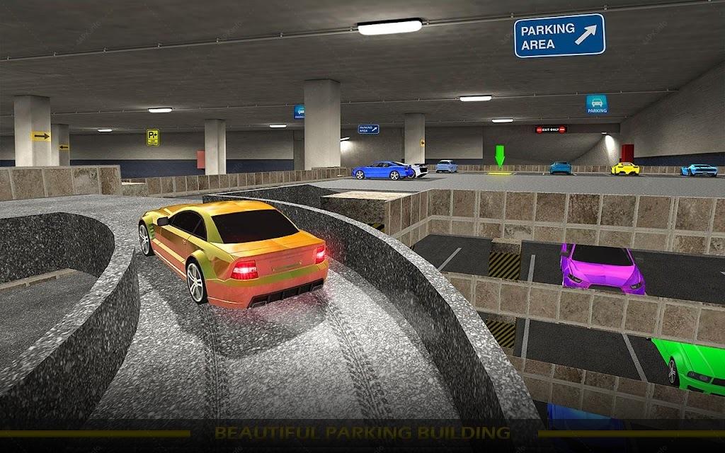 автомобиль стоянка игры новый 2017 screenshot