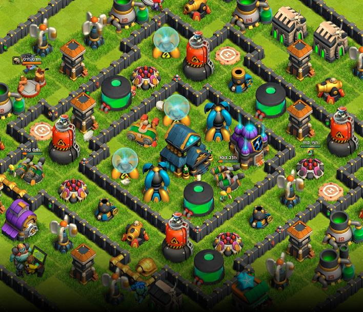 Битва Зомби – ММО Стратегия screenshot