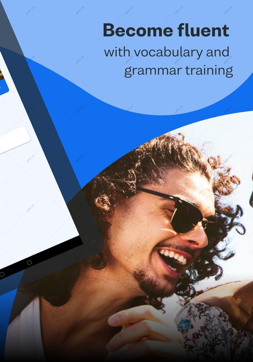 Busuu - учи английский, испанский и другие языки screenshot