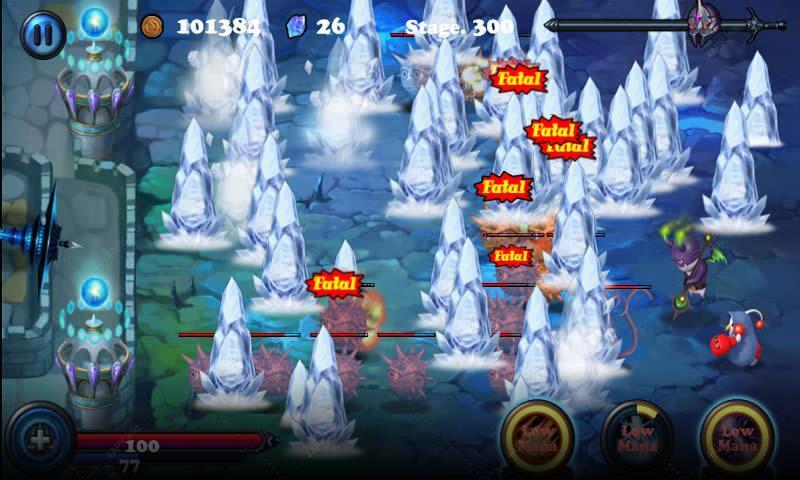 Defender II screenshot