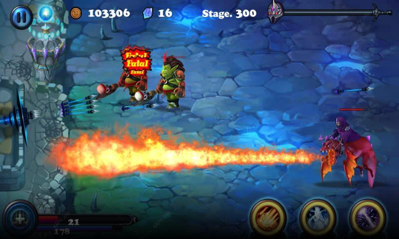 Defender II screenshot