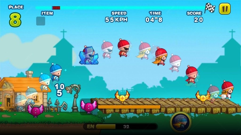 Turbo Kids screenshot