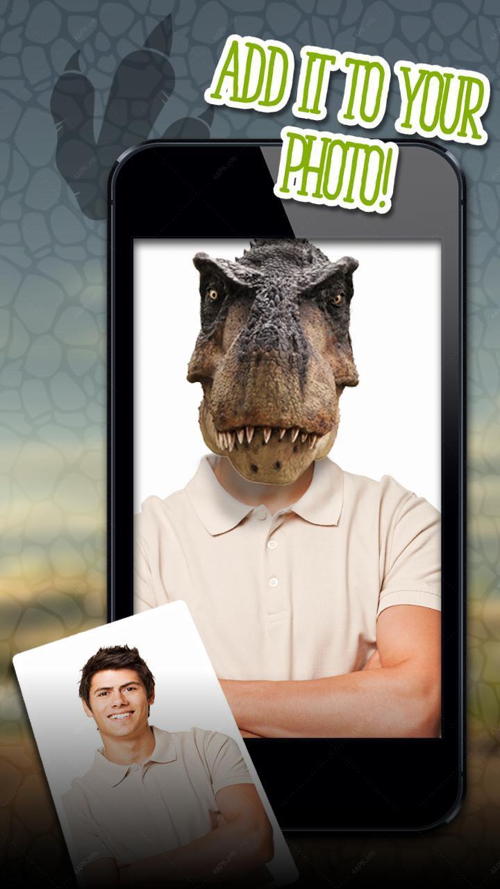 Маски Динозавров screenshot