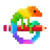 Pixel Art - Раскраска по номерам 4.6