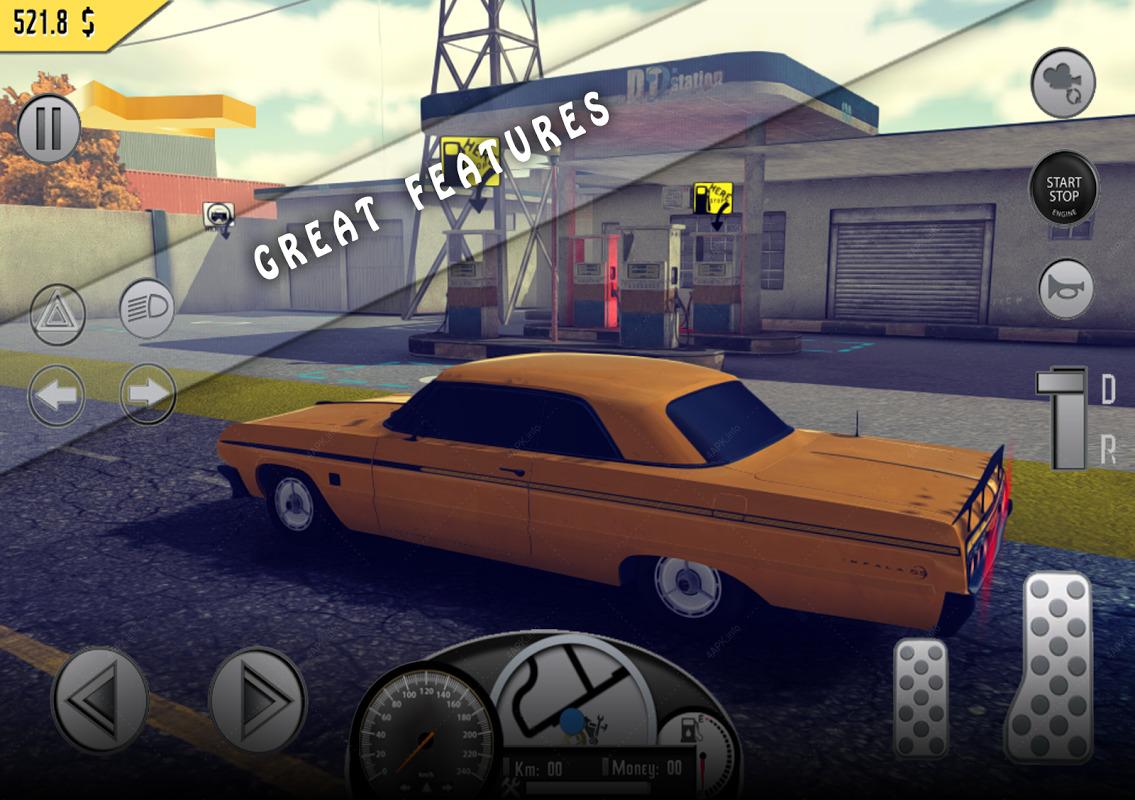 Amazing Taxi Sim 2017 V3 screenshot